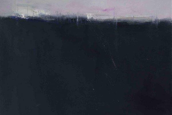 "Winter, 2002. Oil on canvas, 610 x 762 mms (24"" x 30"")"